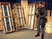Libya centrifuges 2003 (at Y12)