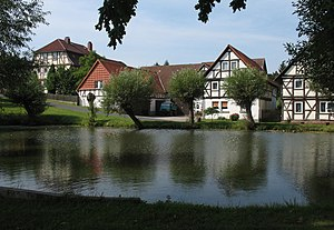 Friedland, Lower Saxony - Lichtenhagen