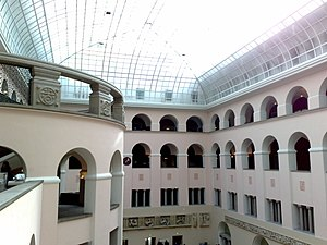 University of Zurich - Atrium Central