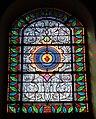Lieuron (35) Église Saint-Melaine - Intérieur - Vitrail - 03.jpg