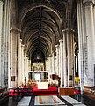 Lille Eglise Saint Maurice la nef centrale (WLM2018).jpg
