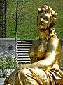 Linderhof Palace Water Parterre Fountain 2011.jpg