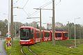 Linz tram 4 trauner schleife 2016-10-29.jpg