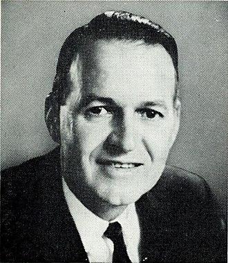 California's 42nd congressional district - Image: Lionel Van Deerlin 92nd Congress portrait