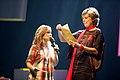 Lisa Wade, Prinses Laurentien nieuwe Luxor theater.jpg
