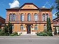 Listed high school, Szent Imre Street, Széchenyiváros, 2016 Hungary.jpg