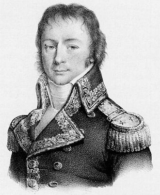 Action of 18 June 1799 - Rear-admiral Perrée, commander of the French squadron