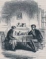 LittleDorrit, At Mr John Chivery's tea-table, by Phiz.jpeg