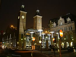 Liverpool Street station exterior night.jpg