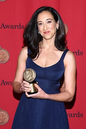 Lizzy Weiss - Lizzy Weiss at the 72nd Annual Peabody Awards