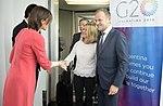 Llegada de Donald Tusk, presidente del Consejo Europeo (44285311460).jpg