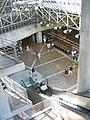 Lobby of Alewife station, July 2004.jpg