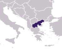 Η θέση της Μακεδονίας στην Ευρώπη