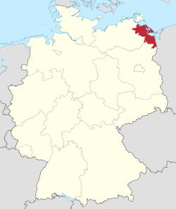Locator map HGW 2011 in Germany.svg