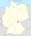 Locator map KC in Germany.svg