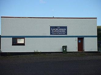 Lochcarron Camanachd - Battery Park