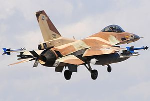 Lockheed Martin F-16C Barak, Israel - Air Force JP7236338.jpg