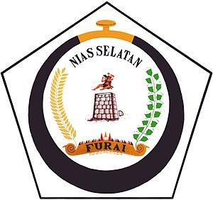 South Nias Regency - Image: Logo Nias Selatan