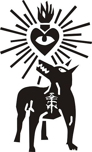 Jaguares (band) - Jaguares's elaborated logo.