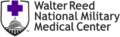Logo of the Walter Reed National Military Medical Center.png