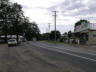 Long Flat, New South Wales Town in New South Wales, Australia