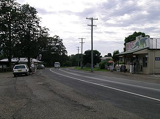Long Flat, New South Wales - Hotel and general store in Long Flat
