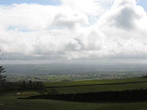 Longridge Fell - Image: Longridge Fell 2