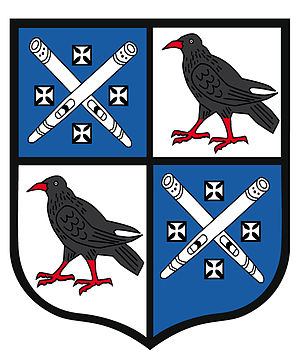 Lord Williams's School - Image: Lord Williams's School Crest RGB HIRES