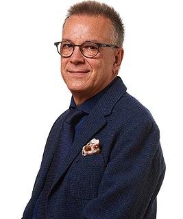Lorenzo Ferrero Italian composer