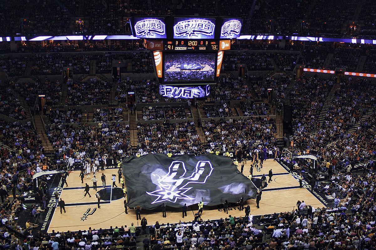 San Antonio Spurs – Wikipedia, wolna encyklopedia