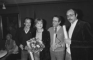 Jan Boerstoel - Image: Louis Davids Prijs 1980