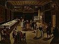 Louis de Caullery - Feestvierend gezelschap bij avond - SK-A-4292 - Rijksmuseum.jpg