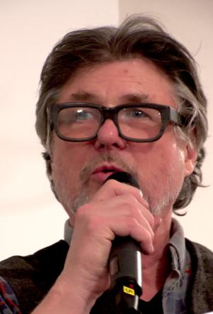 Bob Holman - Holman in 2016