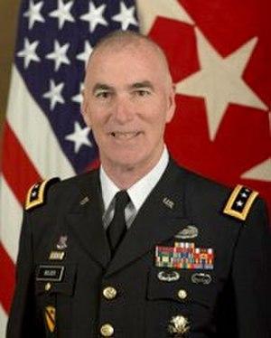 Order of Saint Maurice (United States) - Image: Lt.Gen.Daniel P. Bolger