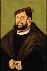 Johann the Steadfast, Elector of Saxony