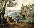 Lucas Gassel - Landscape with the Penitent St Jerome - WGA08494.jpg