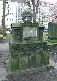 Ludwig Friedrich von Beulwitz Grab Gartenfriedhof.jpg
