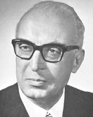 Luigi Gui - Image: Luigi Gui