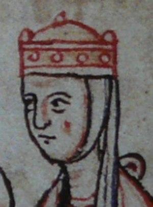 Duchess of Swabia - Image: Luitgarda