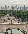 Lumphini park,Lumphini, pathum Wan,Bangkok, Thailand - panoramio.jpg