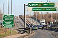 Lunchtime Traffic on the A453 - geograph.org.uk - 1129237.jpg