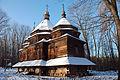 Lviv Chernecha Hora Church from Stoyaniv RB.jpg
