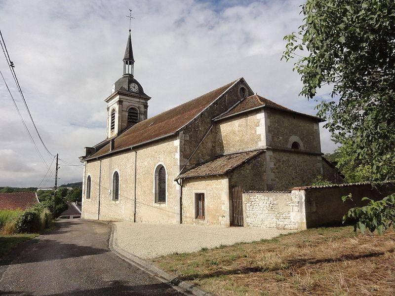 Ménil-la-Horgne (Meuse) église