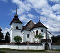 Múzeum liptovskej dediny v Pribyline - 04 - kostol.JPG