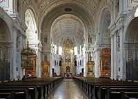 München Neuhauser Straße 6 Jesuitenkirche St. Michael BW 2017-03-16 18-13-57.jpg