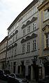 Měšťanský dům (Malá Strana), Praha 1, Tomášská 14, Malá Strana.JPG