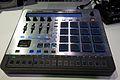 M-Audio Trigger Finger Pro - angled - 2014 NAMM Show (by Matt Vanacoro).jpg