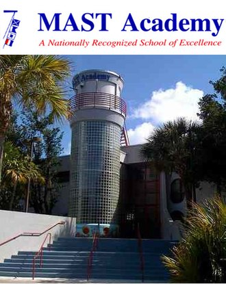 Miami-Dade County Public Schools - MAST Academy, founded in 1990