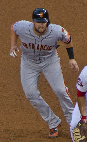 Andrew Susac - Susac with the San Francisco Giants
