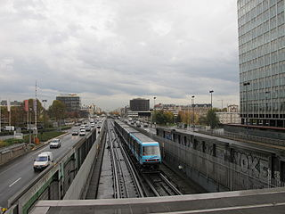 Paris Métro rolling stock